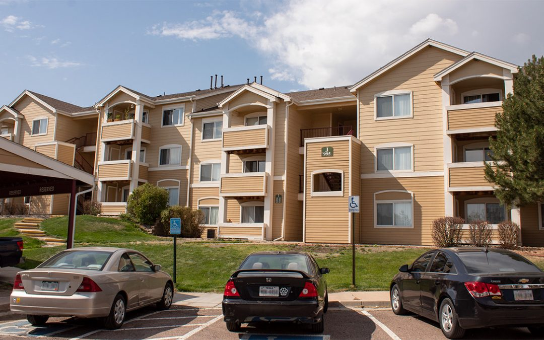 The Meadows At Cheyenne Mountain Apartments